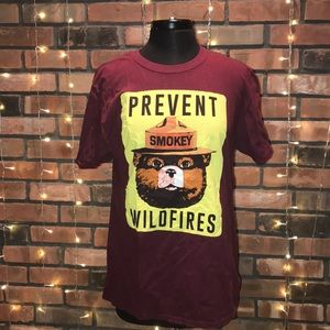 Ripple Junction Prevent Wildfires Smokey the Bear